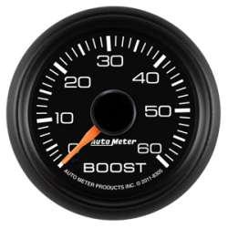 GM Factory Match 0-60PSI Boost Gauge 8305