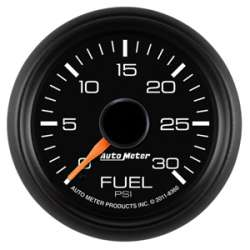 GM Factory Match 0-30PSI Fuel Pressure Gauge 8360