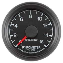 Ford Factory Match Diesel 0-1600°F Pyrometer Gauge 8444