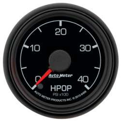 Ford Factory Match Diesel HPOP Pressure Gauge 8496
