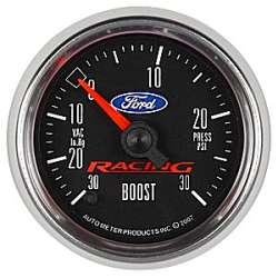 Ford Racing 30/30 Vacuum / Boost Gauge 880074