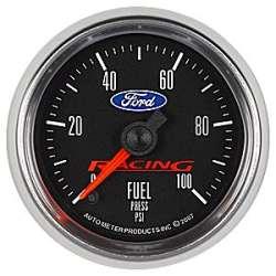 Ford Racing 0-100PSI Fuel Pressure Gauge 880080