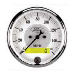 Ford Racing 0-160MPH Programmable Speedometer 880082