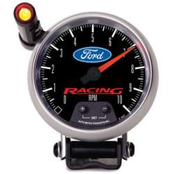 Ford Racing 0-10000RPM Mini-Monster Tachometer 880083