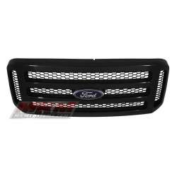05-07 Ford Super Duty MKM OEM Paintable Grille