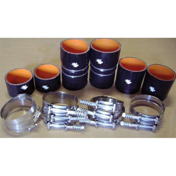 99.5-03 Ford 7.3L Powerstroke Vulcan VPMax Intercooler Boot Kit