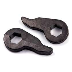 01-10 GM 3500 4WD Zone Products 2 In Torsion Bar Keys