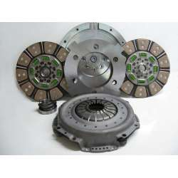 01-05 Dodge NV5600 6 Speed Valair Dual Disc Clutch-up to 650HP