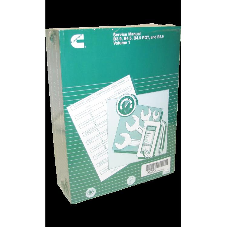 94-98 5.9L 6B Cummins Service/Shop Manual
