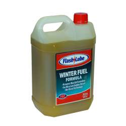 Flashlube Winter Fuel Formula -5¼ Qts