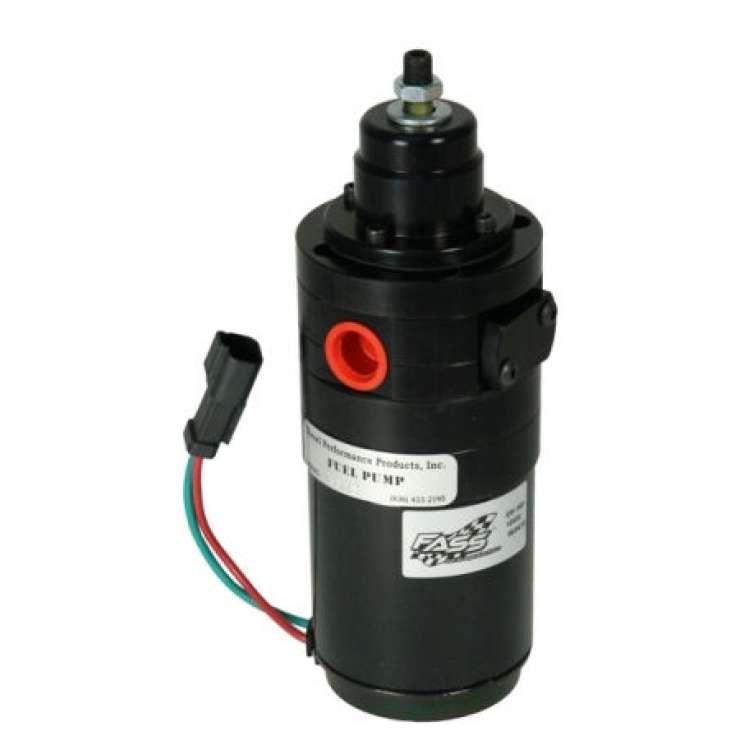 01-16 GM 6.6L Duramax Fass 165GPH High Performance Adjustable Fuel Pump