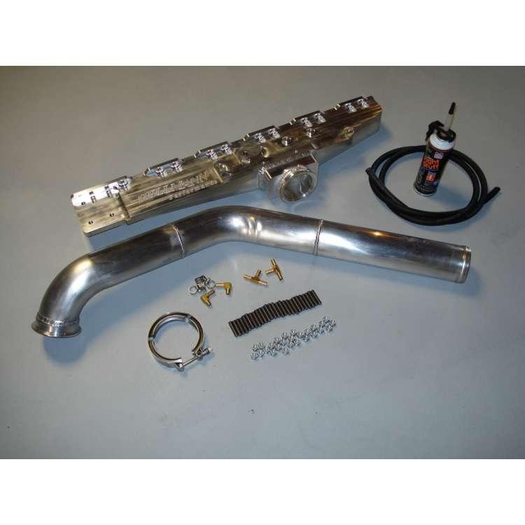 03+ Dodge 5.9/6.7L Hellmann T6 Billet Aluminum Intake Manifold