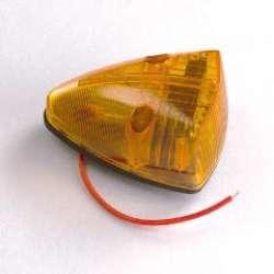 School Bus Amber LED Marker Light