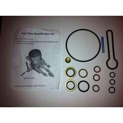 03-07 Ford 6.0L Powerstroke  InBlue Spring In Upgraded Fuel Regulator Kit-No Housing