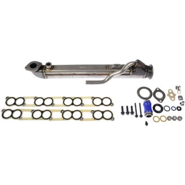 04-07 Ford 6.0L Powerstroke Dorman EGR Cooler Kit