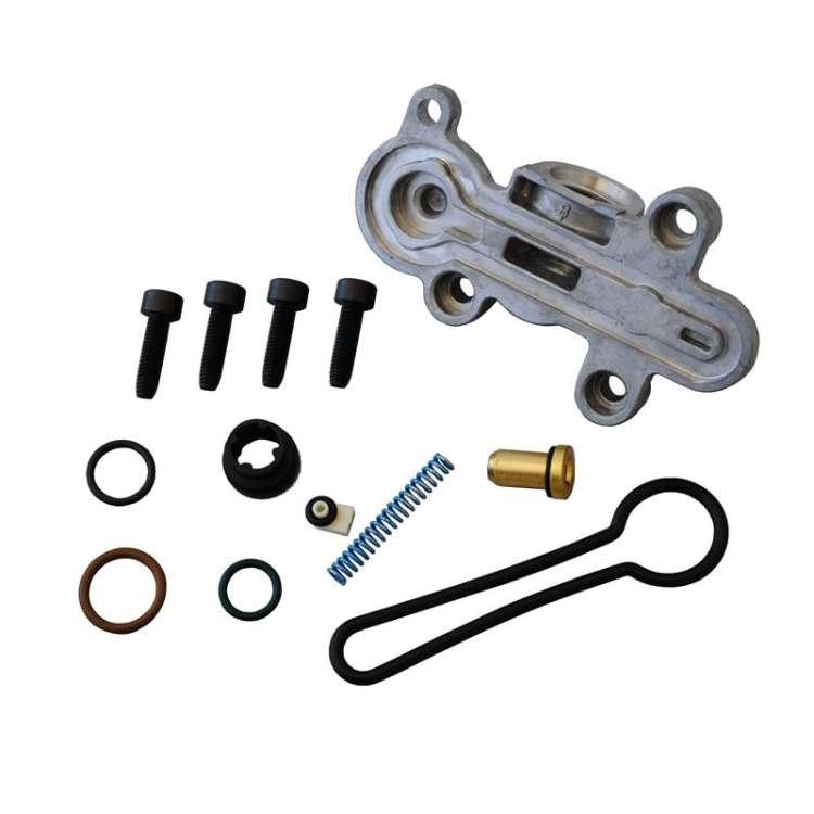 "03-07 Ford 6.0L Powerstroke Fuel Pressure Regulator ""Blue Spring"" Upgrade Kit"