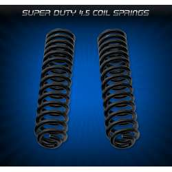 05-10 Ford Superduty F250/F350 4x4 Carli 4.5 In Lift Multi-Rate Front Coils