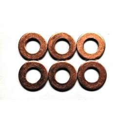 03-07 Dodge 5.9L Commonrail Cummins Copper Injector Washer Set