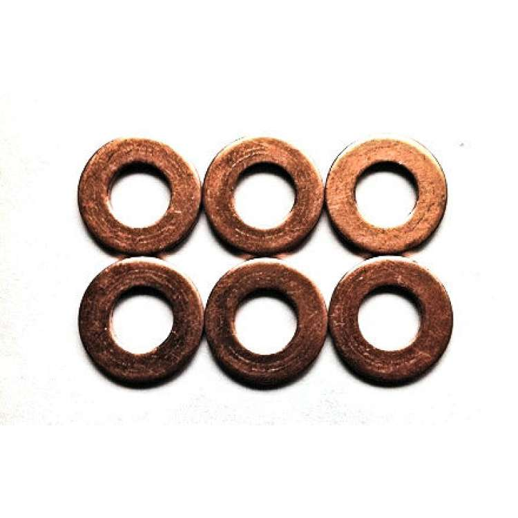 03-07 Dodge 5.9L Commonrail Cummins Copper Injector Washer Set