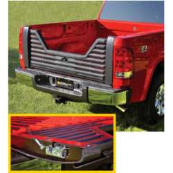 02-11 Dodge Ram 1500-3500 Stromberg-Carlson 4000 Series Composite Louvered Tailgate