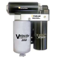 98.5-10 Dodge 5.9/6.7L Cummins Velocity Fuel System 18PSI-200GPH