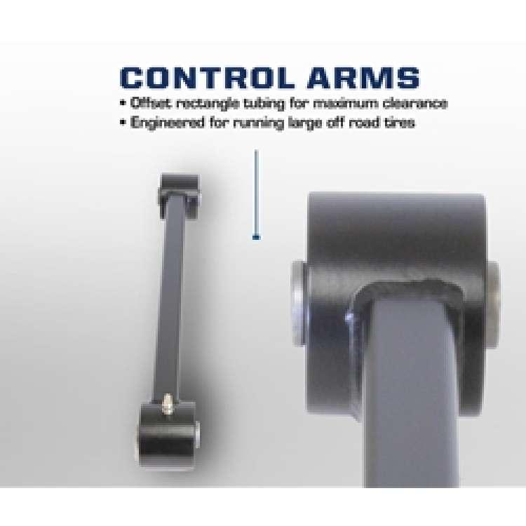 94-02 Dodge Ram 2500/3500 4x4 Carli Control Arms