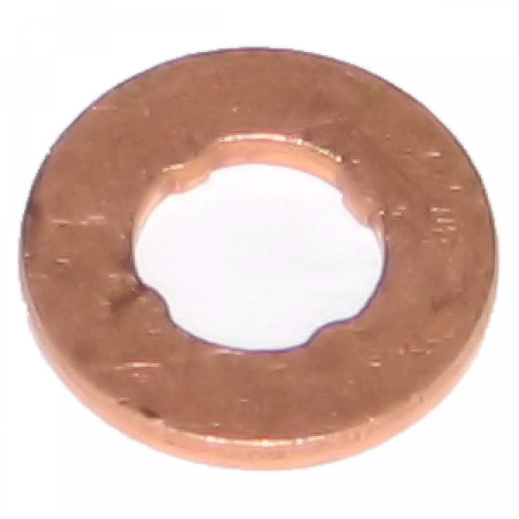 03-18 Dodge 5.9L Cummins Copper Injector Sealing Washer