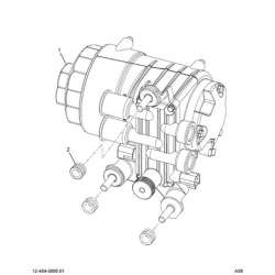 03-07 Ford 6.0L Powerstroke Frame Mounted Fuel Pump