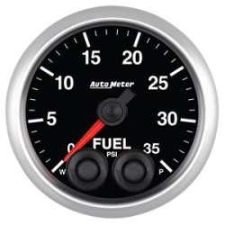 Elite Series 0-35 Fuel Pressure Gauge Stepper Motor 5661