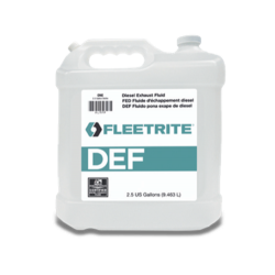 Fleetrite Ultrapure Diesel Exhaust Fluid (DEF) 2.5 Gallon
