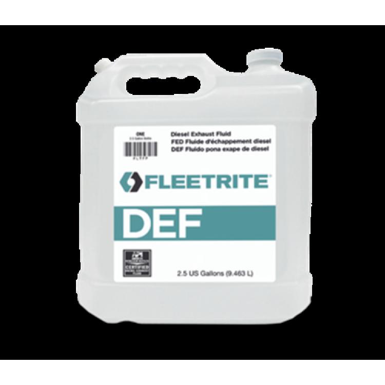 Fleetrite Ultrapure Diesel Exhaust Fluid (DEF) 2.5 Gallon