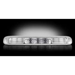 99-07 GM 2500/3500 Recon Clear LED 3rd Brake Light