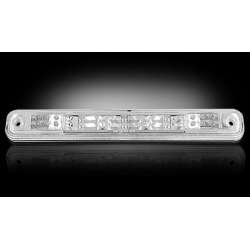 94-98 GM 2500/3500 Recon Clear LED 3rd Brake Light