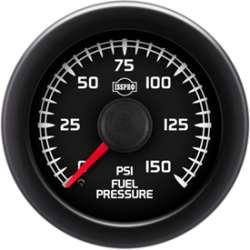 EV² R18000 Series 0-100 Fuel Pressure Gauge R18044