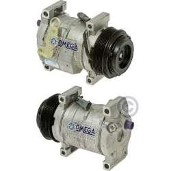 03-07 GM 6.6L Duramax Diesel Air Conditioning Compressor w/Switch Port