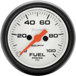 Phantom Electric Fuel Pressure Gauge 0-30 PSI 5760