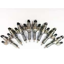 01-04 GM 6.6L Duramax LB7 Injectors w/100HP Nozzles