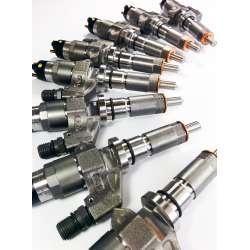01-04 GM 6.6L Duramax LB7 Injectors w/75HP Nozzles