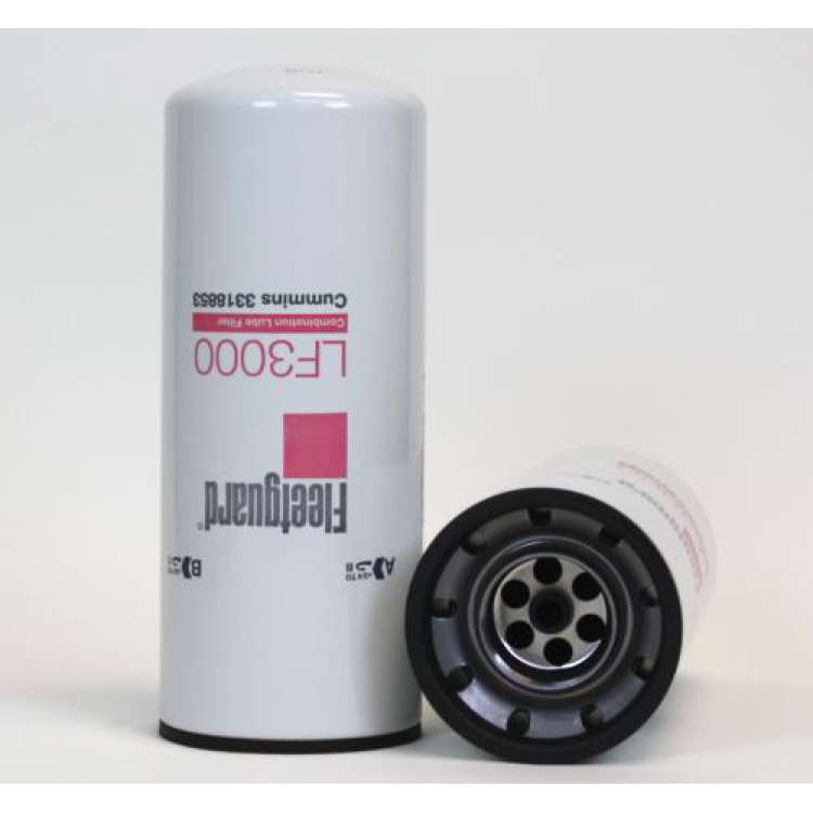 Cummins Fleetguard Spin-On Combination Oil Filter LF3000