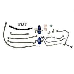 03-07 Ford 6.0 Powerstroke Regulated Fuel Return Kit