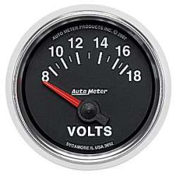 GS Series Voltmeter 3892