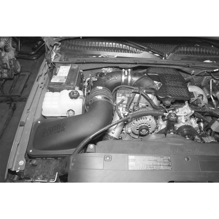 06-07 GM 6.6L Duramax Banks Ram Air Intake System
