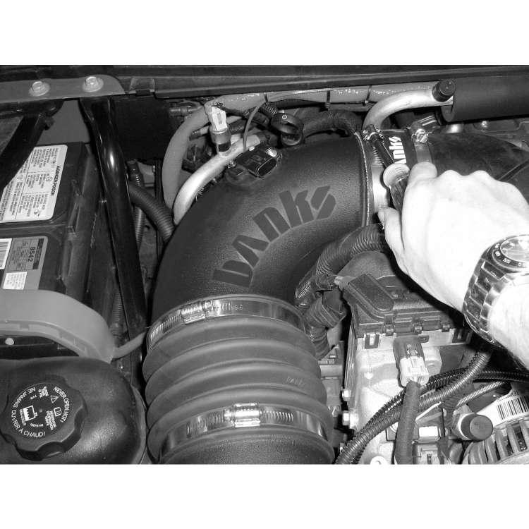 07.5-10 GM 6.6L Duramax LMM Banks Ram-Air Intake System