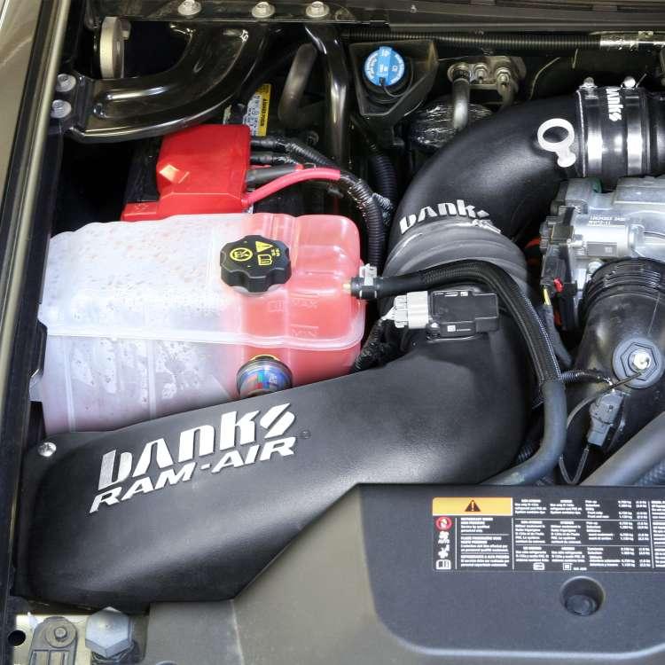 2011-12 GM 6.6L Duramax Banks Ram-Air Intake System