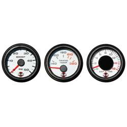 Source Automotive Dodge Gauge Package Pyrometer/Trans Temp/Boost Gauge