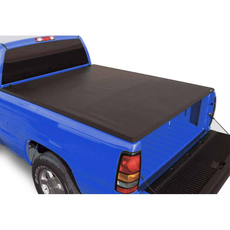 09-13 Ford F150 5.5ft Box Rugged Liner Premium Vinyl Folding Tonneau Cover