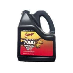 Schaeffers Supreme 7000 15W-40 Synthetic Plus Diesel Engine Oil -Gallon