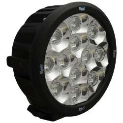 Vision X Transporter 6.7 In Round 12-LED High Powered Driving Light