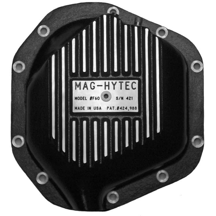 Mag Hytec Ford F350 Dana 60 Front Axle Differential Cover