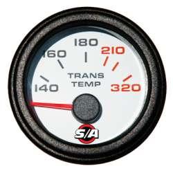 Source Automotive 140-320° Transmission Temp Gauge SA140W